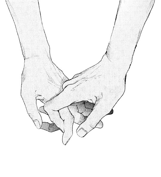 holding hands lovely and emotional gay manga art minimalistic black and white two boys or men hold hands gay love monochrome picture pride love yaoi manga caption raster art minimalist - Let's walk together miscellaneous-yaoi Yaoi avatars Monochrome Cute - fanarts on yaoi-online.com